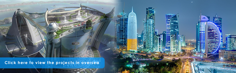 Projects in Oversea